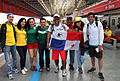 Brazil and Croatia match at the FIFA World Cup (2014-06-12; fans) 26.jpg