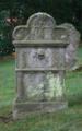 Breitenbach am Herzberg Machtlos Churchyard Hist Gravestone c.png
