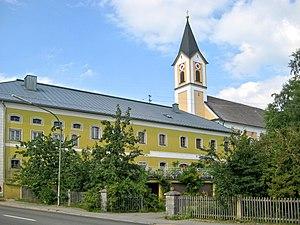 Breitenberg, Lower Bavaria - Church of Breitenberg