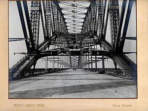 Historic bridges of New South Wales - Sydney Harbour Bridge
