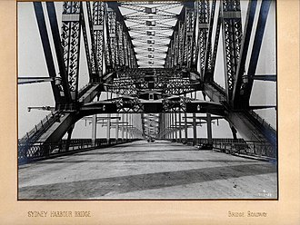 Historic bridges of New South Wales - Sydney Harbour Bridge