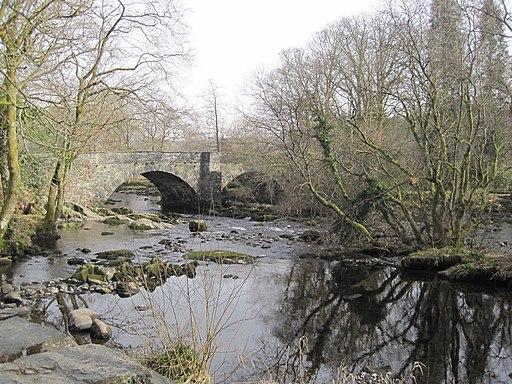 Bridge at Skelwith Bridge