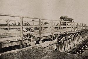 Wonnerup, Western Australia - Bridge at Wonnerup, Western Australia