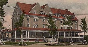 Bridgton, Maine - Image: Bridgton House, Bridgton, ME