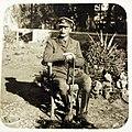 Brigadier General C. F. Watson, the first British officer to enter Jerusalem, WWI (29845531306).jpg