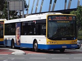 Transport for Brisbane Public transport division of the Brisbane City Council
