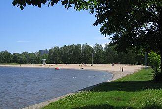 Britannia, Ottawa - Britannia Beach