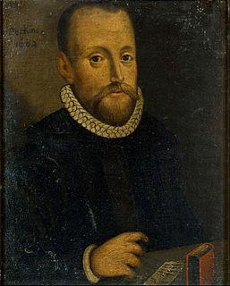 William Perkins (theologian) English cleric and Puritan theologian