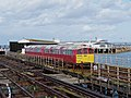 British Rail Class 483 unit leaving Ryde Pier station.jpg