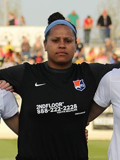 Brittany Cameron American soccer goalkeeper