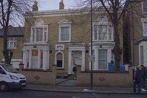 Brixton Mosque - Image: Brixton Mosque, Gresham Road