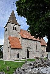 Fil:Bro kyrka, Gotland, exteriör.jpg