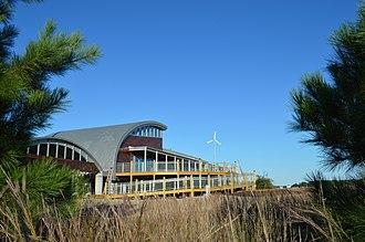 SmithGroupJJR - The Brock Environmental Center