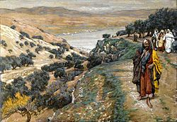 James Tissot: The Rich Young Man Went Away Sorrowful