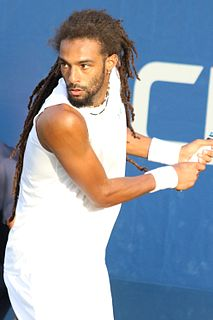 Dustin Brown (tennis) German tennis player