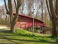 Brug 836, Rode brug, bij de Van Nijenrodeweg naar het Amstelpark pic1.jpg