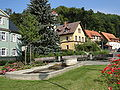 Brunnen Rathaus Pillnitz.JPG
