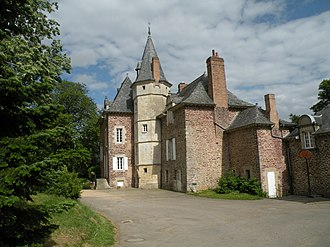 Bruz - Castle of Carcé
