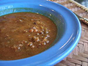 Bubur kacang hijau - Image: Bubur kacang hijau