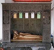 Buddha recliningwsuthat