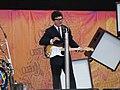Buddy Holly impersonation by Bill Murray (4776356347).jpg