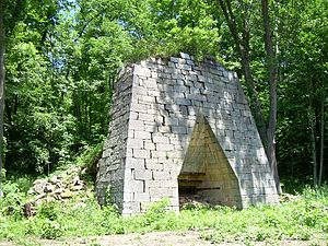 Ghost Town Trail - Buena Vista Furnace, 2007