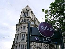 Buenos Aires - Subte - Bolívar.jpg