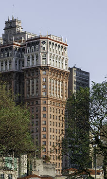 Martinelli Building was the first skyscraper of Latin America and the  tallest until 1947. 0829d9f2d6e22