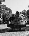 Buldern, Kunstwerk -Toller Bomberg- -- 2012 -- 1.jpg