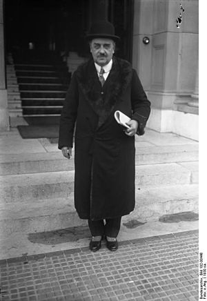 Jean Hennessy - Jean Hennessy in 1930 while serving as French ambassador to Switzerland