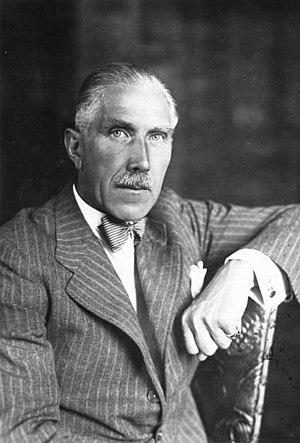 Werl - Franz von Papen in 1936