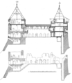 Burges's intent for Castell Coch, 1874.png