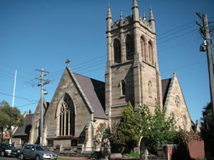 Inner West - St Paul's Anglican Church, Burwood
