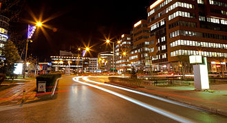 Mladost, Sofia - Image: Business Park Sofia view 1