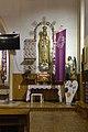 Bytom Sacred Heart church Mary statue 2021.jpg