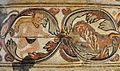 Byzantine church in Nahariya - Hunter Mosaic.jpg