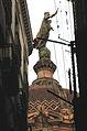 Cúpula de la Mercè des del carrer Carabassa.jpg