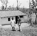 C. Buschert with cook, Bihar, India, 1961 (16731488877).jpg