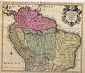 CARTE DE LA TERRE FERME DU PEROU, DU BRESIL ET DU PAYS DE AMAZONES - Guillaume de L'Isle, 1730 - BL Maps K.Top.124.15 (BLL01018640915).jpg