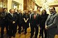 CFK recibió al Instituto de Revisionismo Histórico Manuel Dorrego 01.jpg