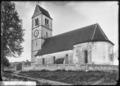 CH-NB - Obergösgen, Kirche, vue partielle extérieure - Collection Max van Berchem - EAD-6941.tif