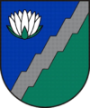 Coat of arms of Brocēni Municipality