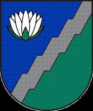 Brocēni Municipality - Image: COA of Brocēnu novads