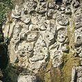 COLLECTIE TROPENMUSEUM Reliëfs op de Pura Goa Gajah of Olifantsgrot TMnr 20027333.jpg