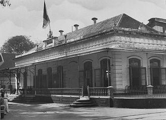 Military Canteen of Royal Netherlands Navy - Circa 1929