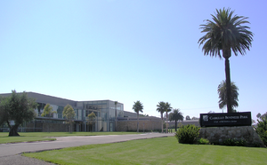 Goleta, California - Cabrillo Business Park, a business park in Goleta