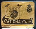 Cadena Chic, Corona-Model blik, foto 6.JPG