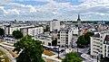 Caen Château de Caen Blick auf die Rue de Geôle 7.jpg
