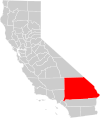California county map (San Bernadino County highlighted).svg