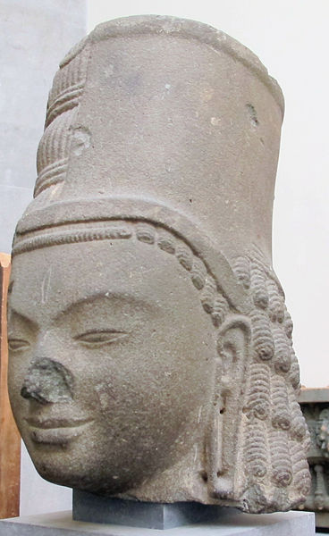 File:Cambogia, harihara da phnom da, stile phnom da, VII sec. ca. 03.JPG